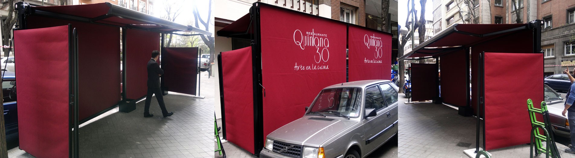 Slide Toldos en Madrid 01