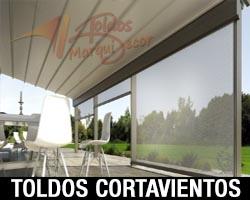 TOLDOS CORTAVIENTOS