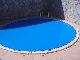 Toldo lona piscina