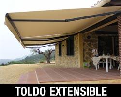TOLDO EXTENSIBLE